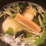 鯛と筍のお椀
